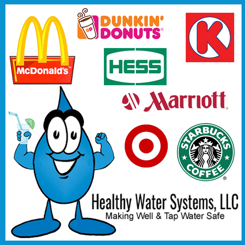 Corporate Clients of Healthy Water Systems