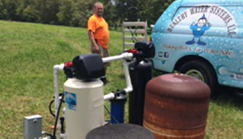Healthy Water Systems Services, Clean Water installs and sales