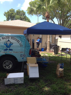 A Bradenton, Sarasota, Ellenton and Palmetto Healthy Water System installation for safe and clean water to drink!